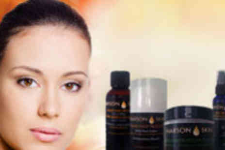 Narson Skin - 40 voucher to spend on argan oil products - Save 63%