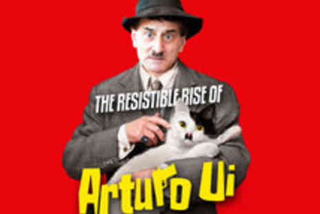 Duchess Theatre - Tickets to Resistible Rise of Arturo Ui by Bertolt Brecht - Save 45%