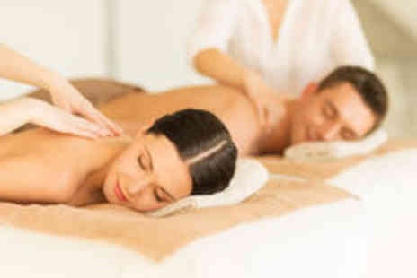 Treat & Revive Spa - Relaxation Ritual for One or Two with a Swedish Massage and Facial - Save 78%
