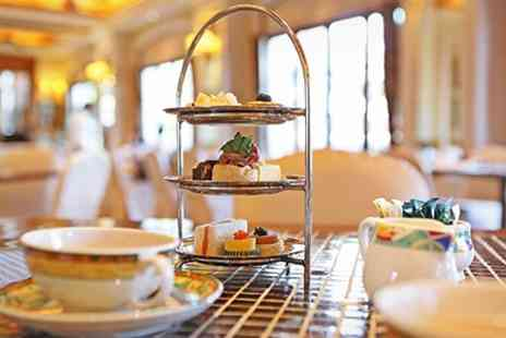 The Bistro at Haguelands - Afternoon Tea With Bubbly For Two or Four - Save 50%