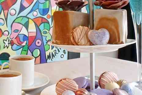 Discover Chocolate - Chocolate Afternoon Tea With Bubbly For Two - Save 51%