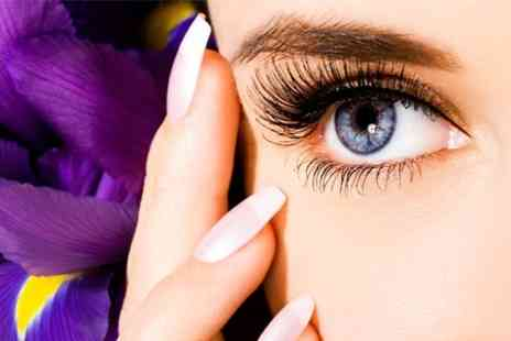 Angels Beauty Salon - Eyelash Extensions Plus Jessica Nails - Save 48%
