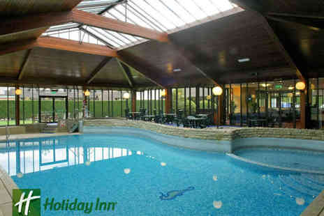Holiday Inn Manchester Airport - Ten Day Passes for Gym Swimming Pool Sauna Steam Room Jacuzzi, and Classes - Save 90%