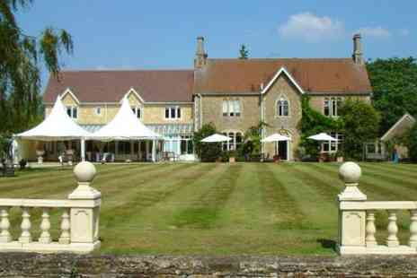 Fallowfields Country House Hotel - In Oxfordshire One Night For Two With Breakfast - Save 38%