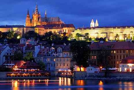 Fleetway Travel - Three night stay in Prague including breakfast - Save 49%