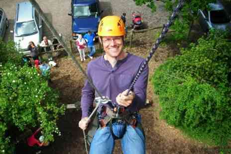 Extreme Ventures - Rock Climbing and Abseiling Experience - Save 67%