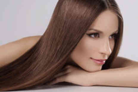 Michaela Mitoi - Cut and Blow Dry with Sachajuan Conditioning - Save 72%