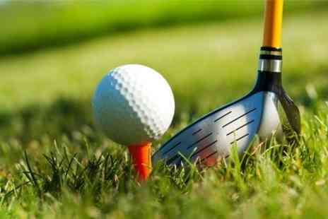 Glendale Golf - Day of Golf For Two - Save 72%
