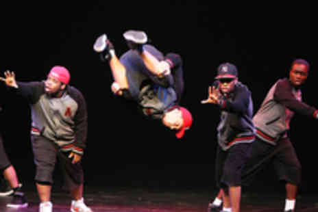 UK Street Dance Championships - Ticket  - Save 54%