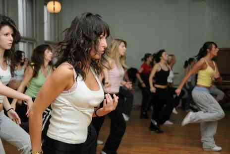 Dream Dancing - Five Zumba Classes for Two - Save 50%