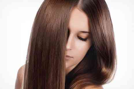 Ivan Keven Salon - Full Head Human Hair Extensions - Save 57%