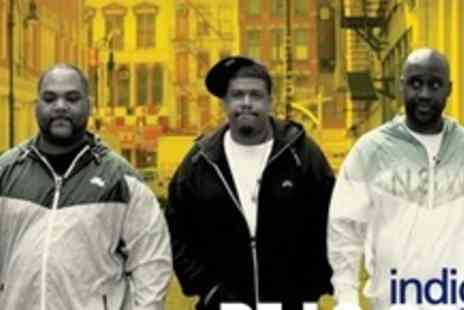 IndigO2 - One Ticket to See De La Soul - Save 55%