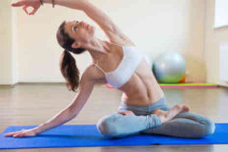 Bliss Yoga & Relaxation - A Choice of Five Yoga or Pilates Classes for One Person - Save 50%