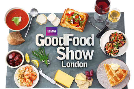 River Street Events - Afternoon Tickets for the BBC Good Food Show London - Save 53%