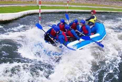 Tees Barrage International - White Water Rafting For One - Save 52%