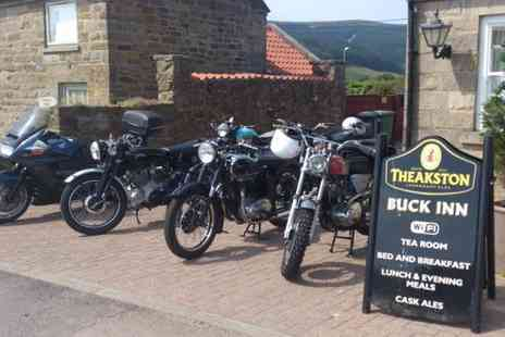 The Buck Inn - Two night North York Moors stay for two people - Save 51%