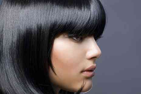 Chez Stephan - Cut and Condition With Highlights or Brazilian Blow Dry - Save 60%