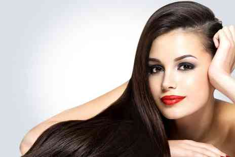 Hair Design - Hair Design as well as a blow dry and Argan Oil conditioning treatment  - Save 68%