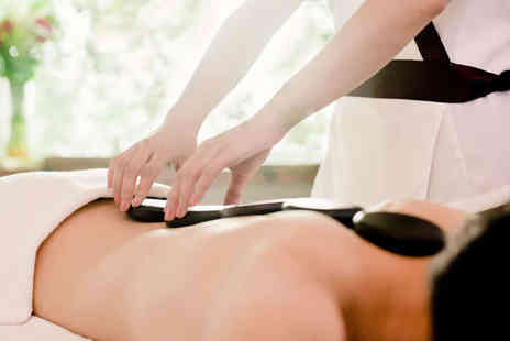 The Bankside Health Club - Full Body Hot Stone Massage with Power Plate Session - Save 63%