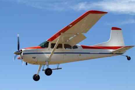 Fenland Flying School - One Hour Aeroplane Flying Lesson - Save 50%