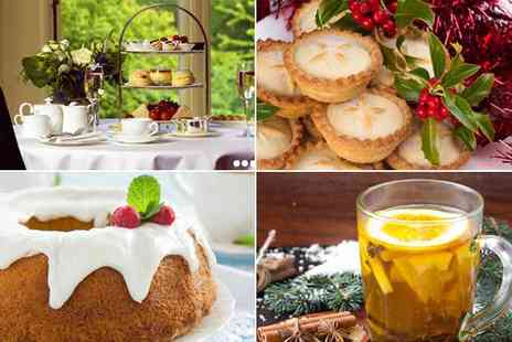 The Wrens Hotel - Start the Christmas cheer with a festive afternoon tea for two - Save 50%