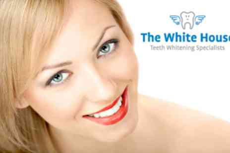 The White House - Beyond Power Advanced Whitening System  Express Laser Teeth Whitening - Save 54%