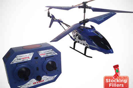 Shopper Gold - 3.5CH Radio Controlled Helicopter - Save 68%