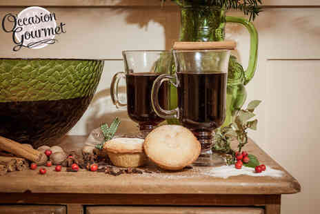 Homeware - Mulled wine gift set  - Save 57%