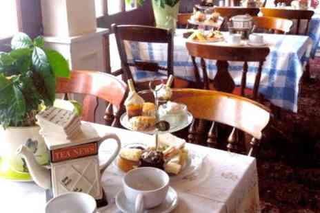 The Esplanade - Afternoon Tea and Dance For Two - Save 50%