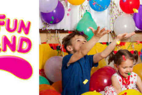 Family Fun Weekend Echo Area - Two Tickets to Family Fun Weekend Including Entry to  UK Baby & Toddler Show  - Save 50%