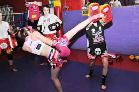 Bolton Muay Thai - Five Muay Thai Boxing Classes - Save 60%