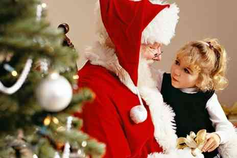 Eagle Heights - Santas Send Off Entry For One Child and One Adult - Save 0%