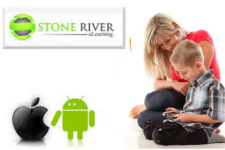 Stone River eLearning - iPhone Game Design Course with No Coding Required - Save 68%