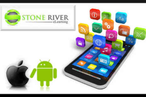 Stone River eLearning - Learn to Build Mobile Apps for iPhone/Android - Save 88%