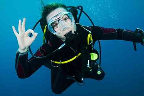 Academy Divers - PADI Open Water Scuba Diving Course - Save 60%