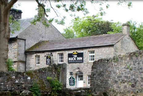 The Buck Inn - Two night stay for 2 including breakfast - Save 51%