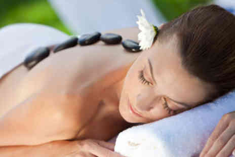 Allura Beauty - Full Body Hot Stone Massage and an Mini Eve Taylor Facial - Save 54%