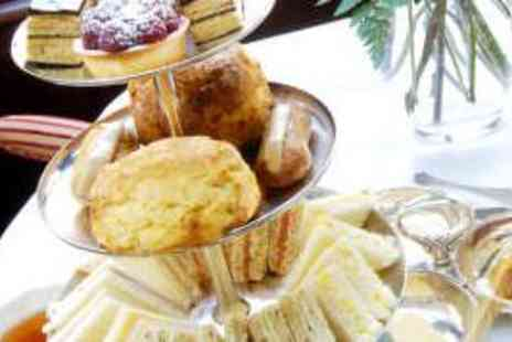 Mount Oswald Manor - Champagne Afternoon Tea for Two - Save 53%
