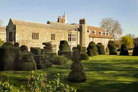 Bexley Heritage Trading - Tudor House and Gardens Annual Family Ticket - Save 50%