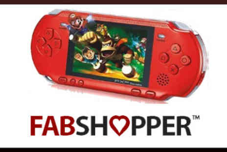 Fabshopper - New PXP 3 Games Console - Save 64%