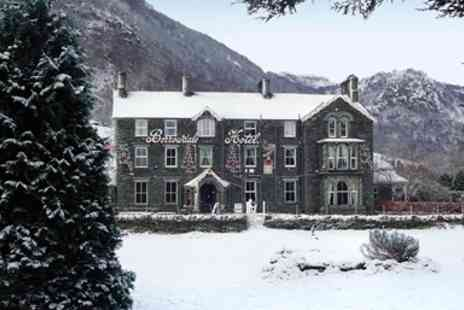 The Borrowdale Hotel - Northern Lakes Stay w Meals & Treats - Save 45%