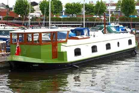 Burscough Boat Trading - Canal Cruise Hot Pot and Mince Pies - Save 51%