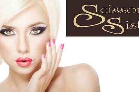 Scissor Sisters - Cut, blow dry and conditioning - Save 59%