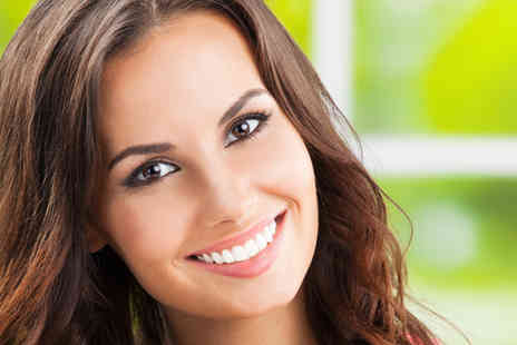 Allure Aesthetics - One hour LED teeth whitening session & consultation - Save 79%