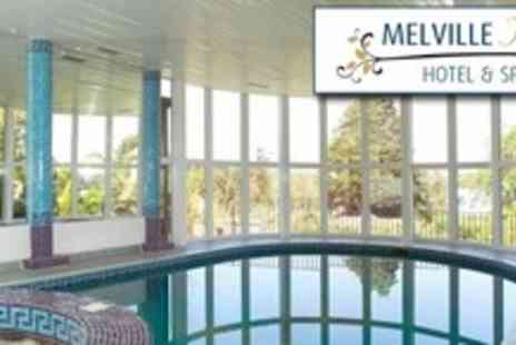 Melville Hall Hotel - Two Night Stay For Two With Meal and Spa Treatments Plus Return Car Ferry Crossing - Save 58%