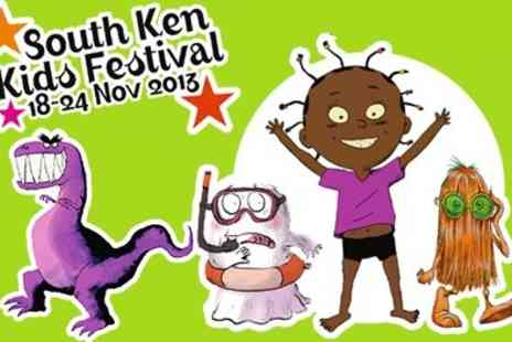 Institut Francais - South Ken Kids Festival - Save 50%