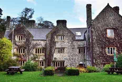 Bodidris Hall - Historic Welsh Escape including Meals - Save 44%
