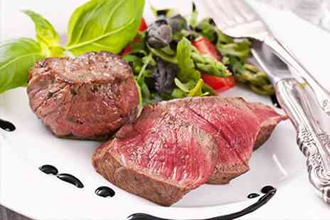 The Black Horse - Chateaubriand Meal With Champagne For Two - Save 49%