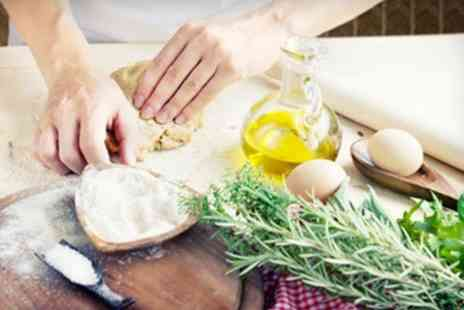 Flammen & Citronen - Three Hour Bread Making Class - Save 55%