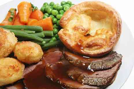 The Ringlestone Inn - Two Course Sunday Roast For Two - Save 54%
